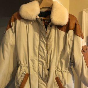 Andrew Marc Goose Down Jacket Vintage